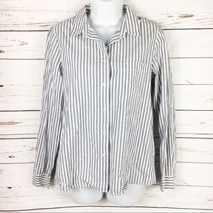 Madewell Button Down Blouse